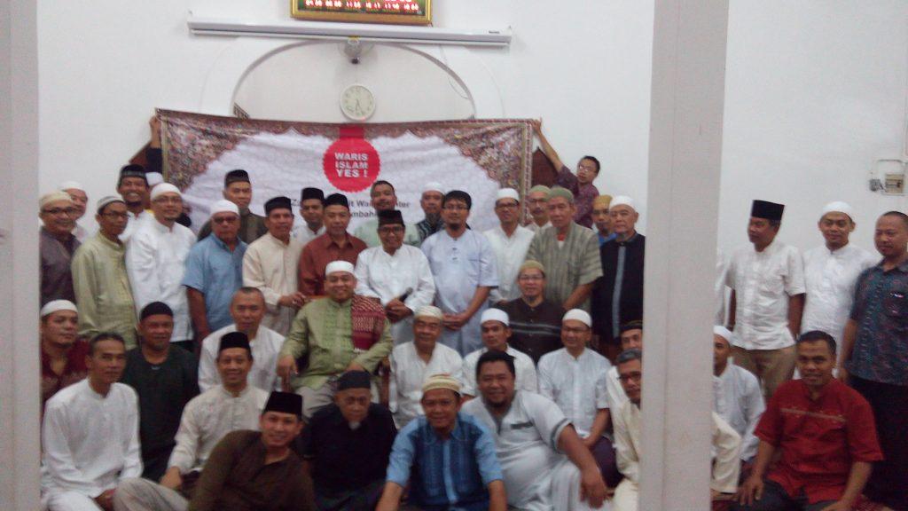 Roadshow Kajian Waris di Bulan Ramadhan