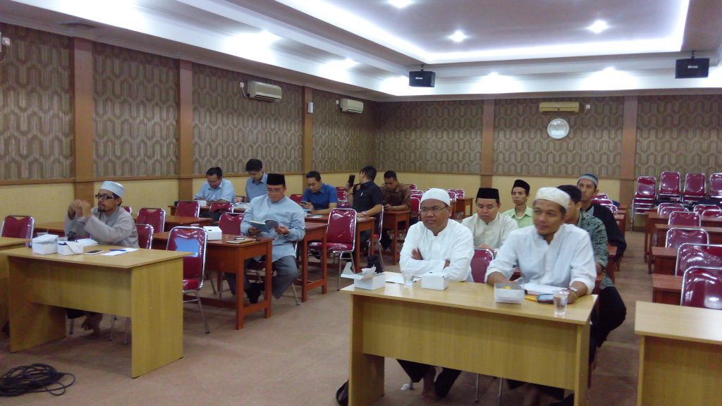 peserta training waris algontory