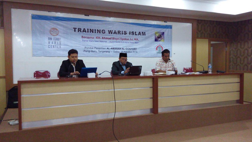 Pelatihan waris islam Al-Gontory (8)