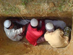 Masalah talqin jenazah di kubur